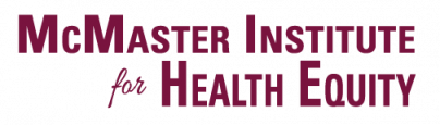 McMaster Institute for Health Equity